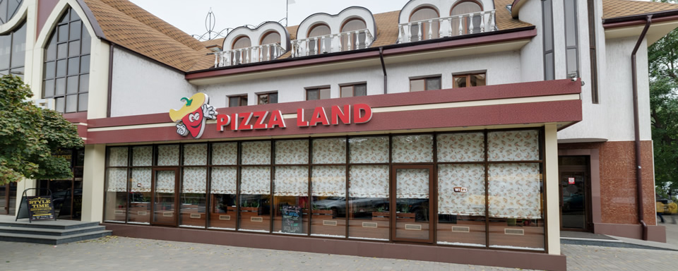 Ресторан «PIZZA LAND»